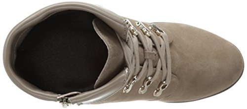 Joely Klein Anne Women's Sneaker Taupe Suede Fashion w7qHRWqE
