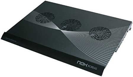 NOX Boreas 17 Carcasa del Ordenador Enfriador - Ventilador de PC ...