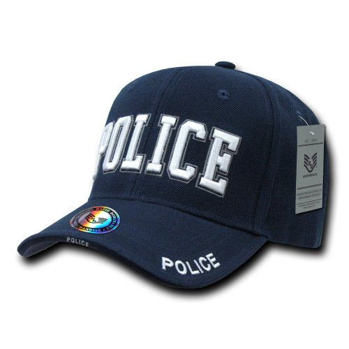 Rapiddominance Police Deluxe Law Enforcement Cap,