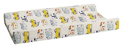 Glenna Jean Happy Camper Changing Pad Cover