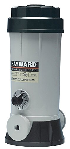 Hayward CL110ABG Off-line Above-Ground Pool Automatic Chemical Feeder