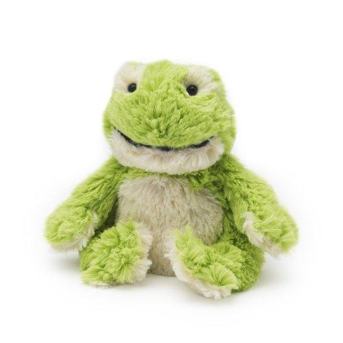 Intelex Cozy Therapy Plush, Junior Frog