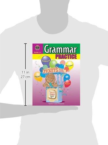 Workbook diagramming worksheets : Grammar Practice for Grades 3-4: Peter Clutterbuck: 9780743936217 ...