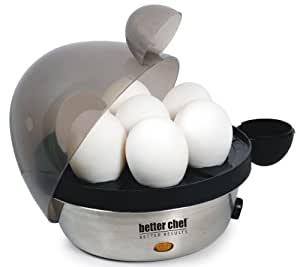 Better Chef IM-470S Stainless Steel Electric Egg Cooker