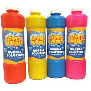 Magicwand Bubble Gun Refill Liquid (1000 ml)