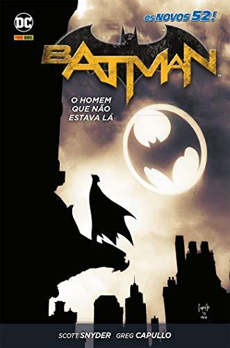 Batman Homem que não Estava