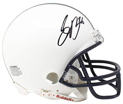 Saquon Barkley Signed Penn State Nittany Lions Mini Riddell Helmet JSA