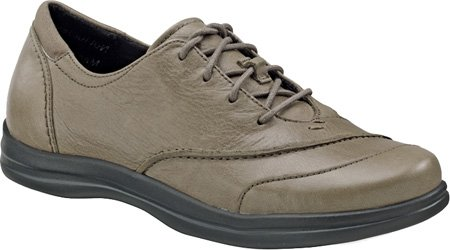 Apex Womens A532 Karen Taupe Snörning Oxford 11m