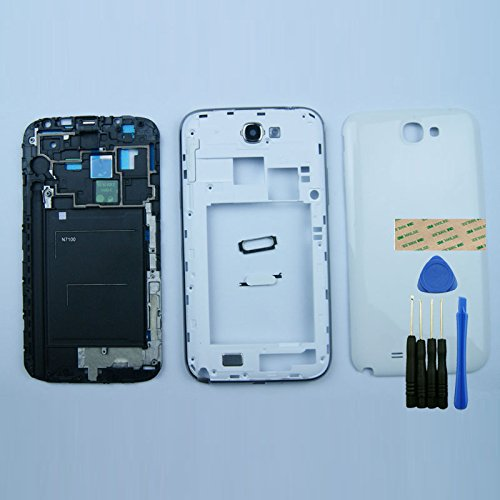 samsung note 2 replacement parts - 4