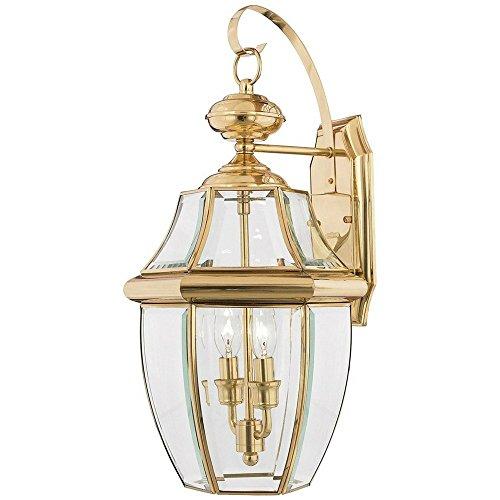 Brass Outdoor Light in US - 7