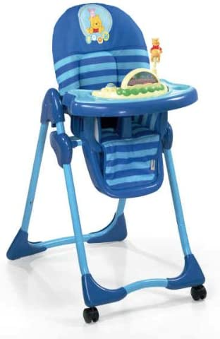 Hauck Disney Zoomy Chaise Haute En Panorama Winnie L Ourson Amazon Fr Bebes Puericulture