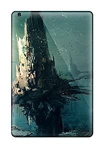 New Fashionable Ernest Burke DXTObfT11855fkIVc Cover Case Specially Made For Ipad Mini/mini 2(underwater City)