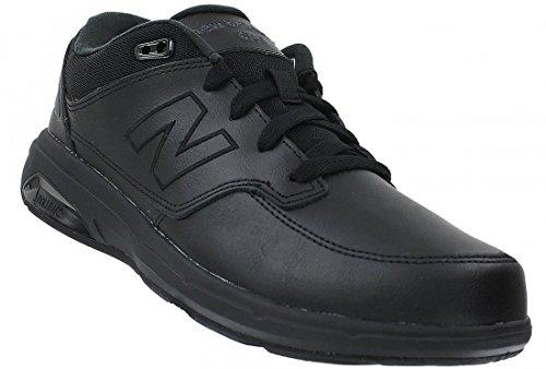 New Balance Men's MW813 Black/Black Sneaker 8 B - Narrow