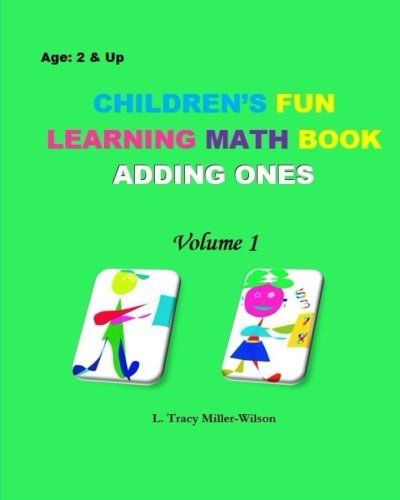 Download Children's Fun Learning Math Book: Adding Ones (Volume 1) pdf