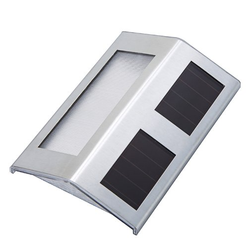 Solar Deck Wedge Lights in US - 9