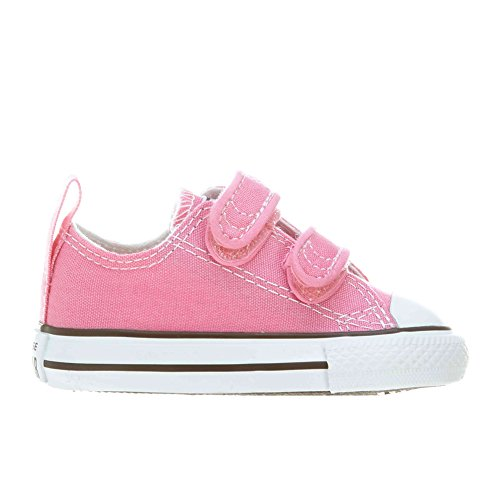 fa601e144248f4 Converse Chuck Taylor 2 Velcro OX Pink 709447F Infant 8 - Buy Online in  Oman.