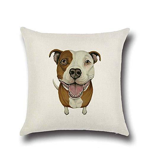 Amazon.com: HEYEJET 1 Pcs Pug Dog Bulldog Pattern Cotton ...