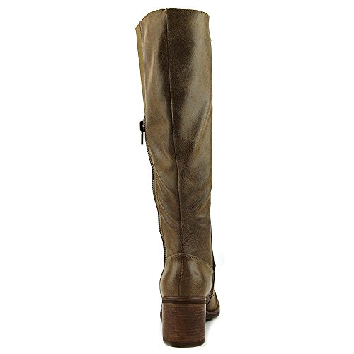 Baretraps Dallia Women US 5 Brown Knee High Boot u5xys2dE