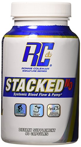 Ronnie Coleman Signature Series Stacked Capsules, 90 Count
