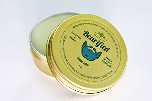 Beard Balm - Spiced Citrus by Bearified Products