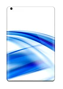 Ann Thompson Design High Quality Abstract Blue Cover Case With Excellent Style For Ipad Mini/mini 2