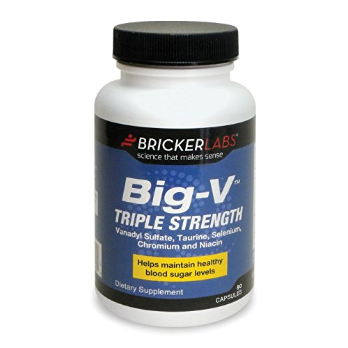 Bricker Labs Big-V Triple Strength, 90 Count For Sale