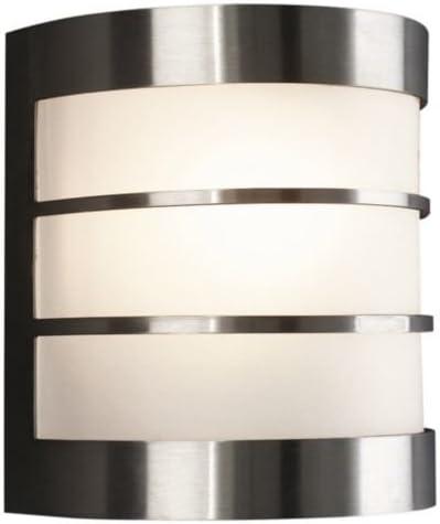 Acero Inoxidable Philips Lighting myGarden L/ámpara iluminaci/ón Exterior Resistente a la Humedad y la Intemperie E27 IP44