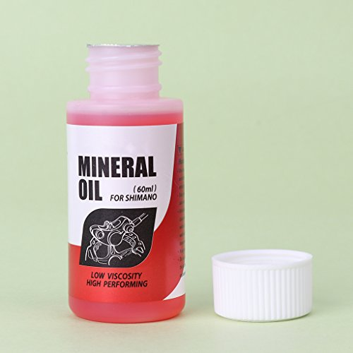 GMSP 60 ml Bicycle Brake System Mineral Oil , Mountain Bikes Cycling Fluid for Shimano.