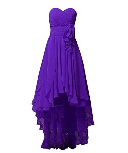 high low bridal dresses - 7