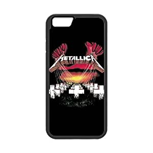iphone6 4.7 inch case (TPU), metallica Cell phone case Black for iphone6 4.7 inch - FGHJ8971723