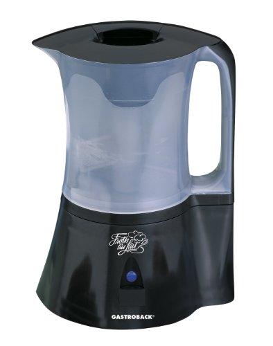 Amazon.de: Gastroback 42410 Milchaufschäumer für 1 Liter Milchschaum | {Milchaufschäumer 34}