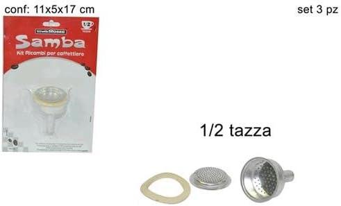 Ki Recambios de cafetera 1/2 taza Set 3 piezas: Amazon.es: Hogar