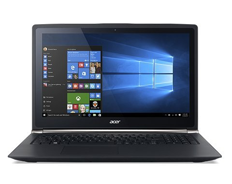 ACER Aspire V Nitro Flagship Premium High Performance Gaming Laptop, 15.6' FHD Touchscreen, Intel Core i7, Dedicated 4GB GTX 950M Graphics, 16GB DDR4, 256GB SSD with 1TB HDD, Win 10 Home