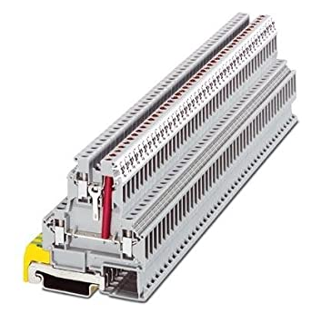 DIN Rail Terminal Blocks SLKK 5-LA230: Amazon com