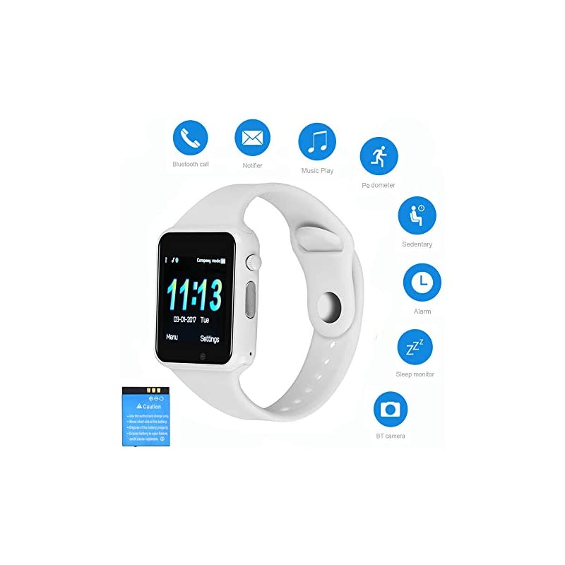 Smartwatch Touch Screen, JACSSO Generati