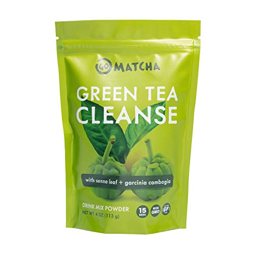 Green Tea Cleanse with Garcinia Cambogia