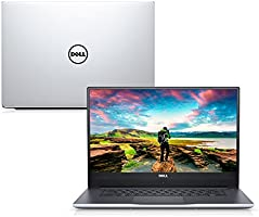 "Notebook Dell Inspiron Ultrafino i15-7572-M10S 8ª Geração Intel Core i5 8GB 1TB Placa Vídeo 15.6"" Windows 10"