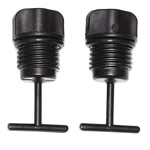 2-PK Drain Plug Replacement for Yamaha WaveRunner for GPR Raider Venture 650 701 800 1200