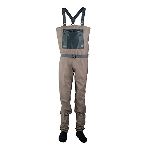 Wader Suspenders Hodgman (Hodgman H3 Stocking Foot)