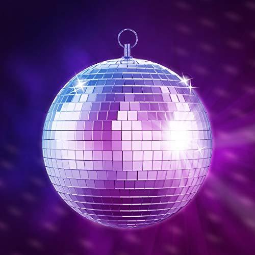 Mirror Ball for Retro Parties Kangaroo 8 Disco Ball New Years Celebrations Room Decor