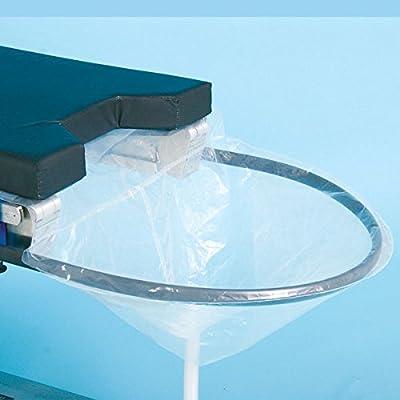 SchureMed 800-0095 Non-Sterile Disposable Uro-Trapper Drain Bags, 10/cs
