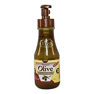 Washami Olive Three-dimension Styling Hair Gel, 300 ml