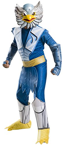 Rubie's Costume Skylanders Super Chargers Jet VAC Costume, Medium (Skylander Costumes For Boys)