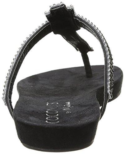 Women's Black Coconuts Sandal Glenda Matisse by Dress ExOOCqFwvn