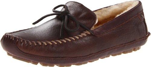 nike air max chaussures en cuir de course - Trask Men's Polson Bison Slipper best - wownepal.com
