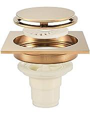 Buerjia Badkamer KüChe Balkon Messing Plaats Alle Koperen Vloer Afvoer Deodoratie Serie Douche Rooster Zeef Afvoer