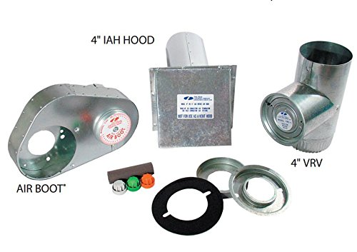 Field Controls 46268401 CAS-2B Air Boot Kit For Use With ...