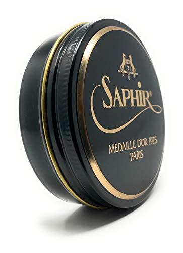 Saphir Pate De Luxe Black