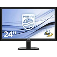 Philips 243V5LHSB LCD/TFT 23.6 Black Full HD