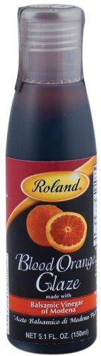 (Roland Blood Orange Balsamic Glaze, 5.1-Ounce Bottles (Pack of 3))
